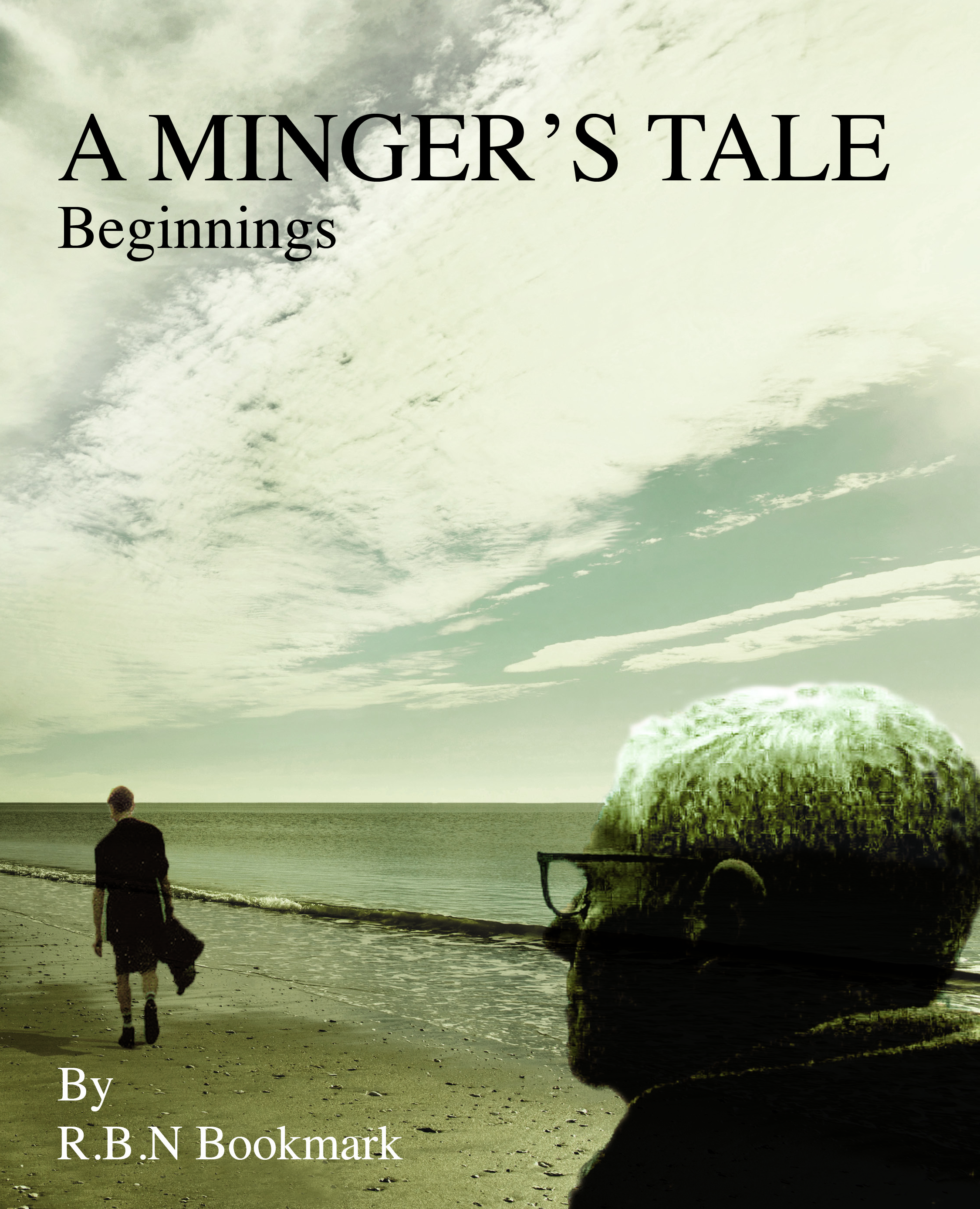 Minger`s Tale by R.B.N. Bookmark