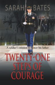 Twenty-One Steps of Courage by Sarah Bates