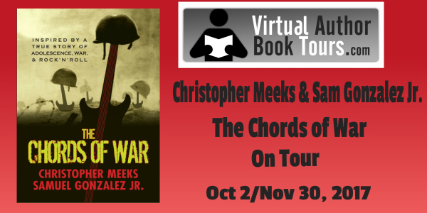 Chords of War by Christopher Meeks and Sam Gonzalez Jr.