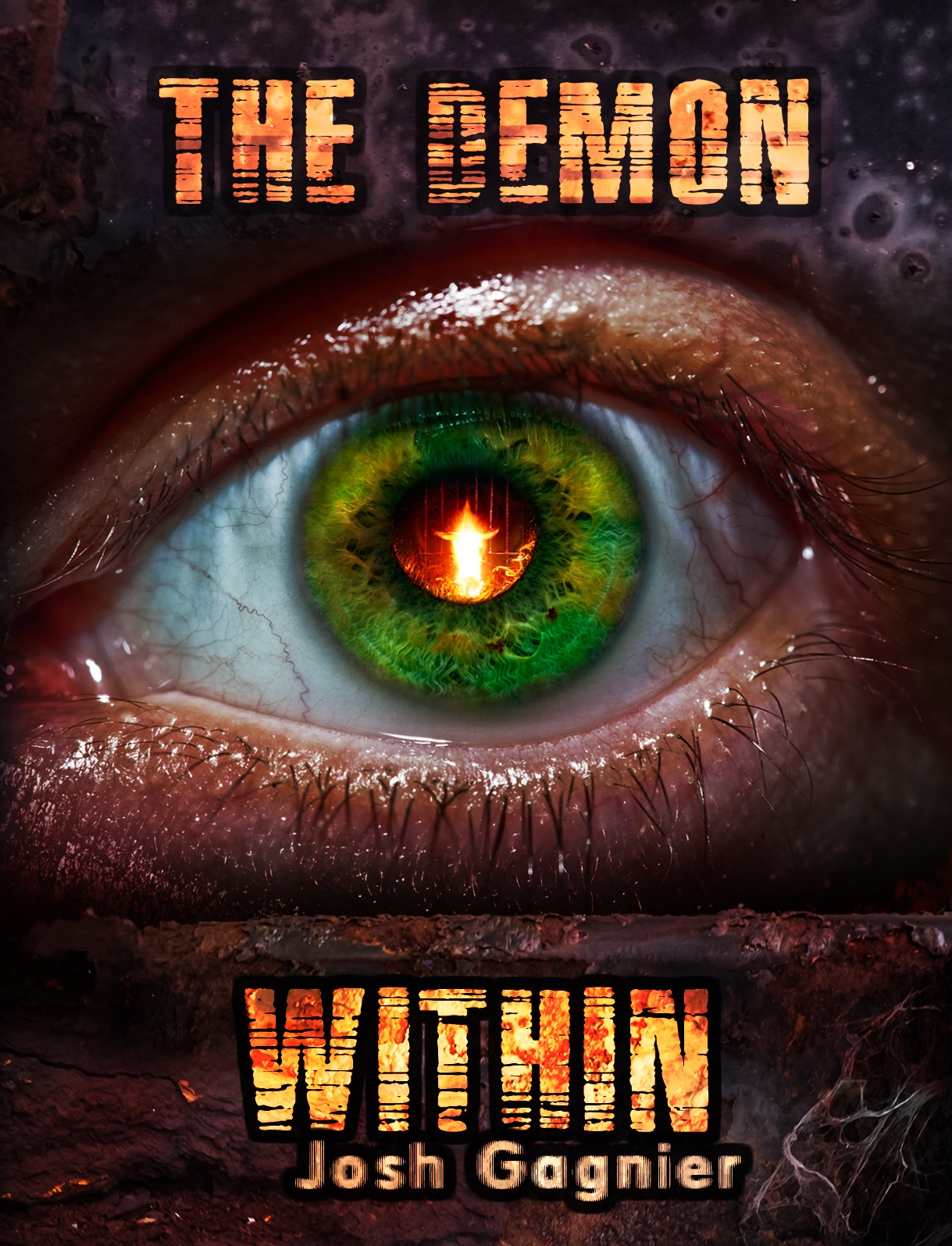 Demon Within by Josh Gagnier