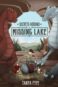 Secrets Abound in Missing Lake by Tanya Fyfe