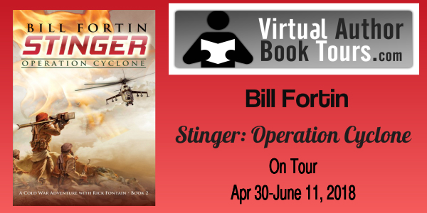 Stinger: Operation Cyclone (Rick Fontain 2) by Bill Fortin