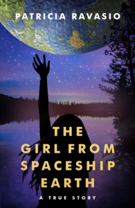 Girl From Spaceship Earth by Patricia Ravasio