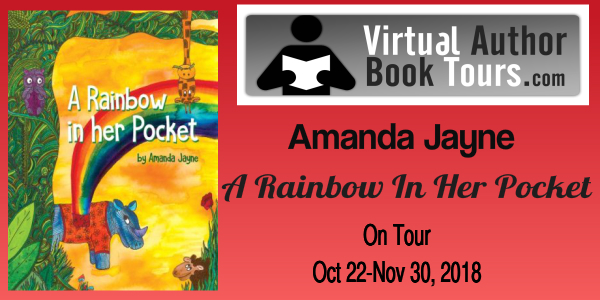 Rainbow In Her Pocket by Amanda Jayne