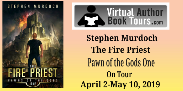 Fire Priest (Pawn of the Gods, Book 1) by Stephen Murdoch