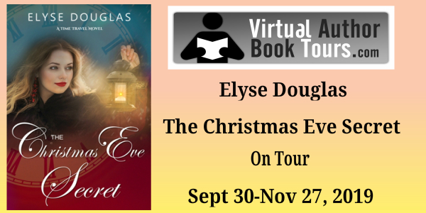 Christmas Eve Secret: Time Travel Novel by Elyse Douglas