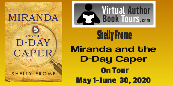 Miranda and the D-Day Carper by Shelly Frome