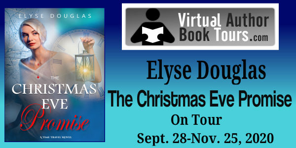 Christmas Eve Promise: Time Travel Novel by Elyse Douglas