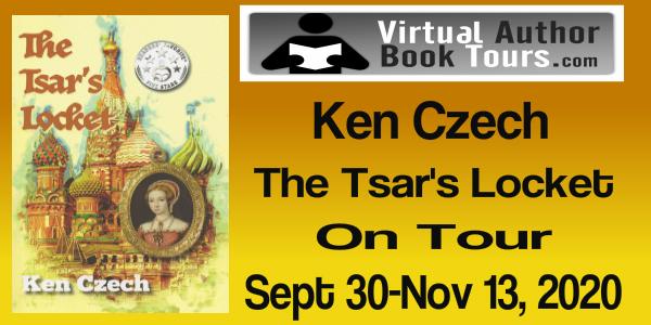 Tsars Locket by Ken Czech