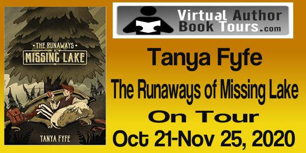 Runaways Of Missing Lake by Tanya Fyfe