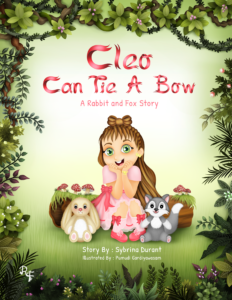 Cleo Can Tie A Bow by Sybrina Durant