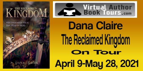 Reclaimed Kingdom by Dana Claire
