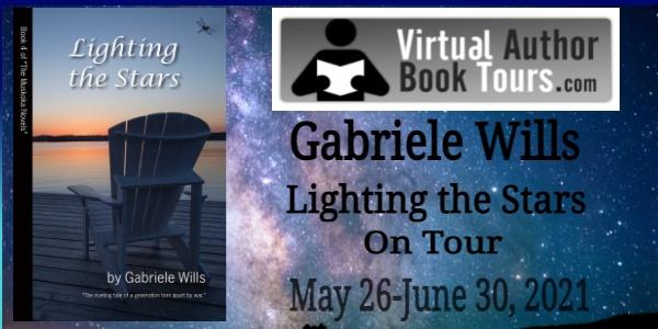 Lighting the Stars by Gabriele Wills
